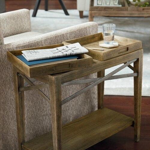 Woodridge Chairside Table