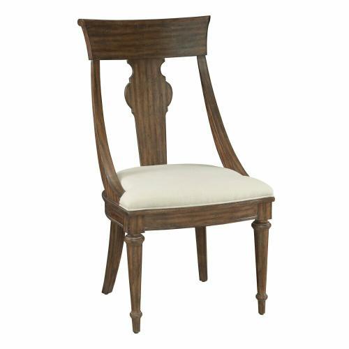 1-9224 Turtle Creek Sling Arm Chair