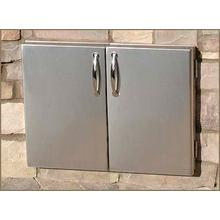 "21"" wide single door unit"