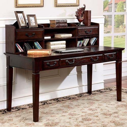 Tami Writing Desk w/ Hutch