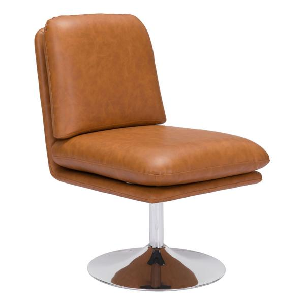 See Details - Rory Accent Chair Brown