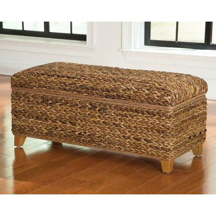 Laughton Natural Woven Banana Leaf Trunk