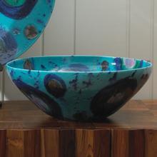 View Product - Blue Spots Bowl
