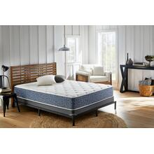 American Bedding 13-inch Medium Tight Top Mattress in Box, Queen