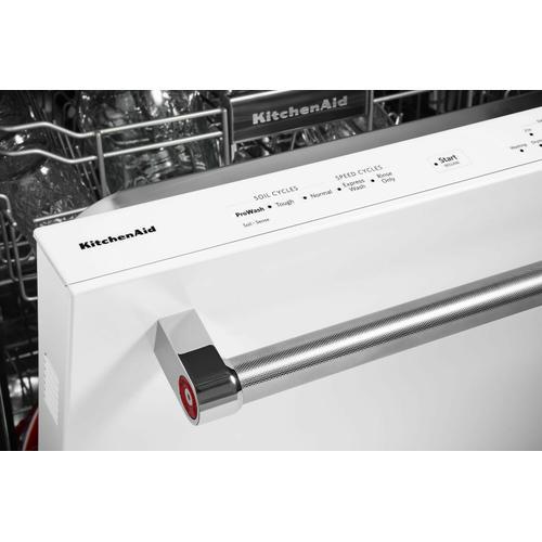 Gallery - 46 DBA Dishwasher with Third Level Rack White