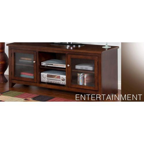 """Cappuccino 62"""" TV Console"""