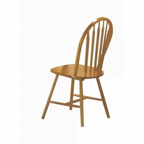 ACME Farmhouse Side Chair (Set-4) - 02482OAK - Oak