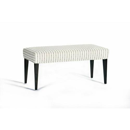Alex Short Non Storage Bench