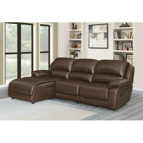 Coaster - 3 PC Motion Sectional (2r)