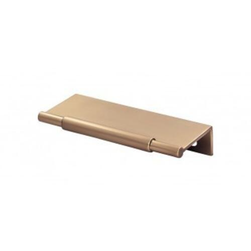 Crestview Tab Pull 3 Inch (c-c) - Honey Bronze