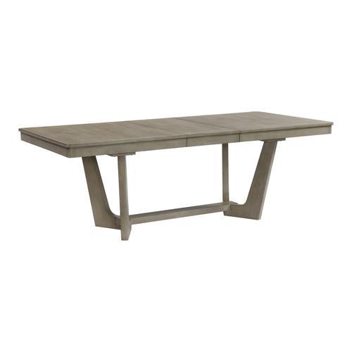 Intercon Furniture - Beckett Trestle Table