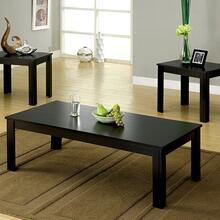 Bay Square 3 Pc. Table Set