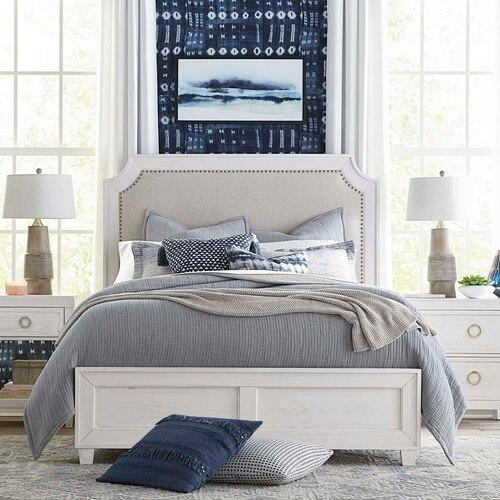 Ventura Cal King Upholstered Bed