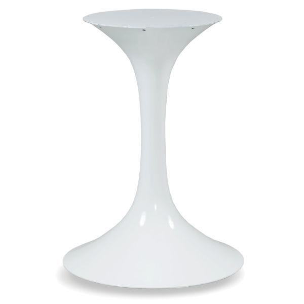 Trumpet Metal Bistro Table Base