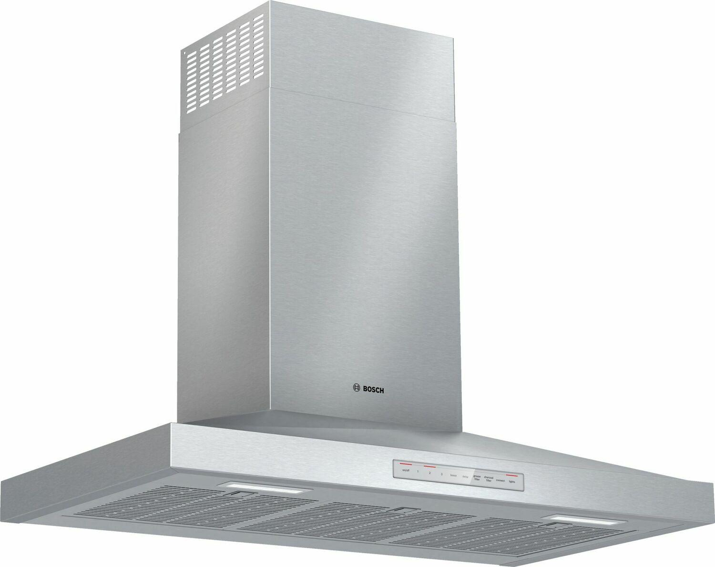 Bosch500 Series Wall Hood 36'' Stainless Steel Hcp56652uc