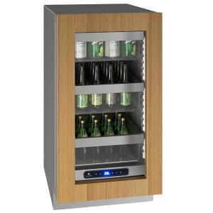 "U-LineHre518 18"" Refrigerator With Integrated Frame Finish (115 V/60 Hz Volts /60 Hz Hz)"