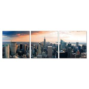 Gallery - Modrest NYC 3-Panel Photo
