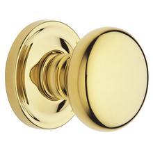 See Details - Lifetime Polished Brass 5015 Estate Knob