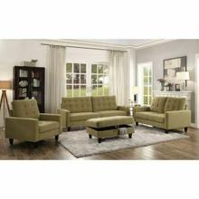 ACME Nate Loveseat - 50256 - Mustard Fabric