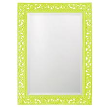 View Product - Bristol Mirror - Glossy Green