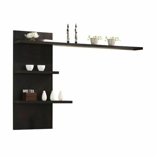 ACME Malloy Wall Shelf - 02474 - Espresso
