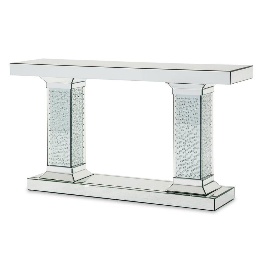 See Details - Mirrored Console Table 225