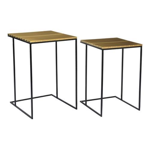 Rivet Nesting Tables Set Of 2