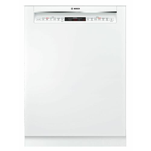 800 Series Dishwasher 24'' White, XXL SHE878ZD2N