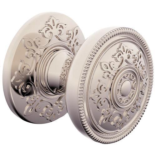 Polished Nickel with Lifetime Finish K006 Estate Knob