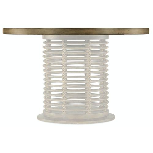 Dining Room Sundance 48in Rattan Round Dining Table