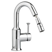 Pekoe 1-Handle Pull Down 1.5 GPM Bar Sink Faucet  American Standard - Polished Chrome