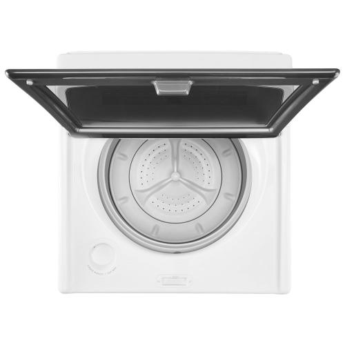 Gallery - 4.8 cu.ft HE Top Load Washer with Built-In Water Faucet, Intuitive Touch Controls
