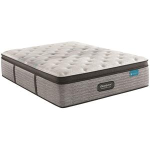 Beautyrest - Harmony Lux - Carbon Series - Plush - Pillow Top - Split King