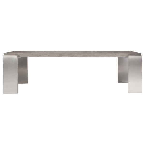 See Details - Foundations Dining Table in Light Shale (306)