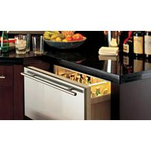 700BCS Combination Drawers - Classic Stainless
