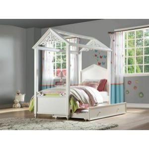 ACME Rapunzel Full Bed - 37345F - White