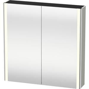 Mirror Cabinet, Concrete Gray Matte (decor)