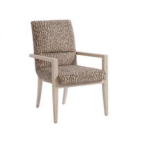 Palmero Upholstered Arm Chair