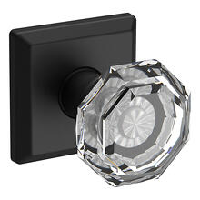 Satin Black Crystal Reserve Knob