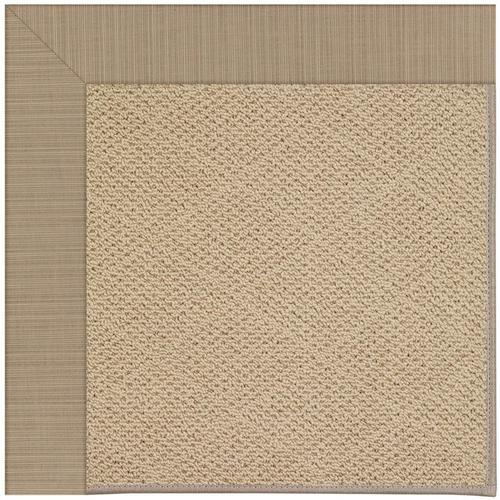 Creative Concepts-Cane Wicker Dupione Sand Machine Tufted Rugs