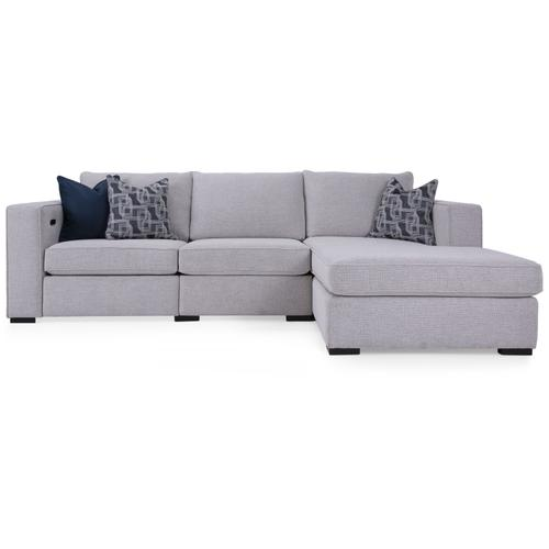 M2903P LHF Power Loveseat-with drawer