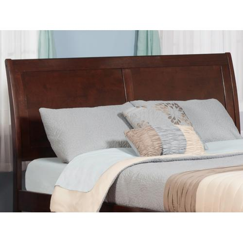 Atlantic Furniture - Portland Headboard Queen Walnut