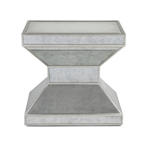 Metropole Rectangular End Table