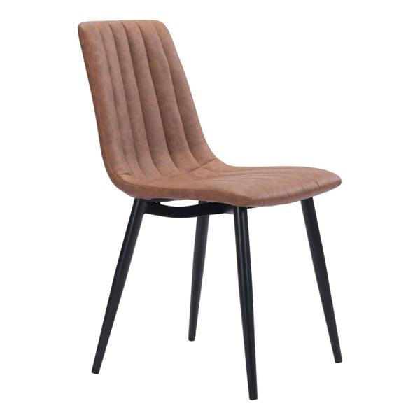 See Details - Dolce Dining Chair Vintage Brown