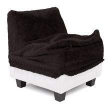 See Details - Pod Chair Angora Ebony