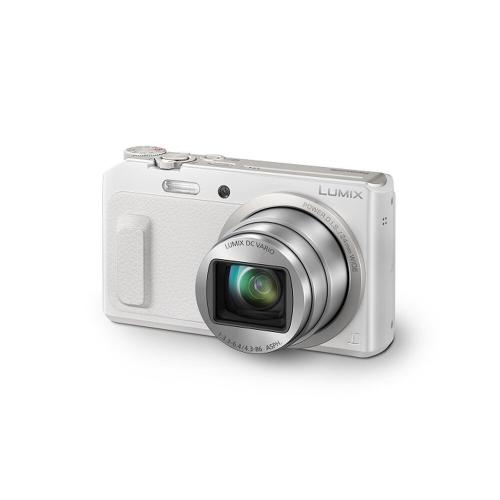 LUMIX 20X Zoom Camera with Wink-Activated Selfie Feature DMC-ZS45W