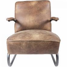 Perth Club Chair Light Brown