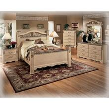 Dresser,Mirror,Chest,Headboard,Footboard, and Rails