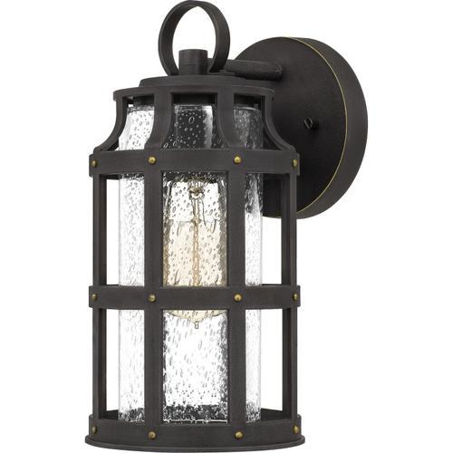 Quoizel - Lassiter Outdoor Lantern in Palladian Bronze