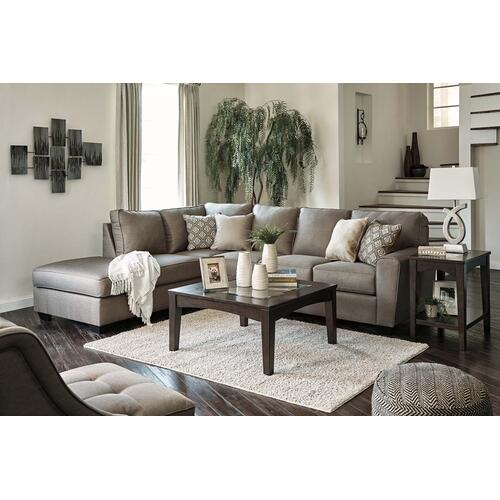 Gallery - Calicho - Cashmere 2 Piece Sectional